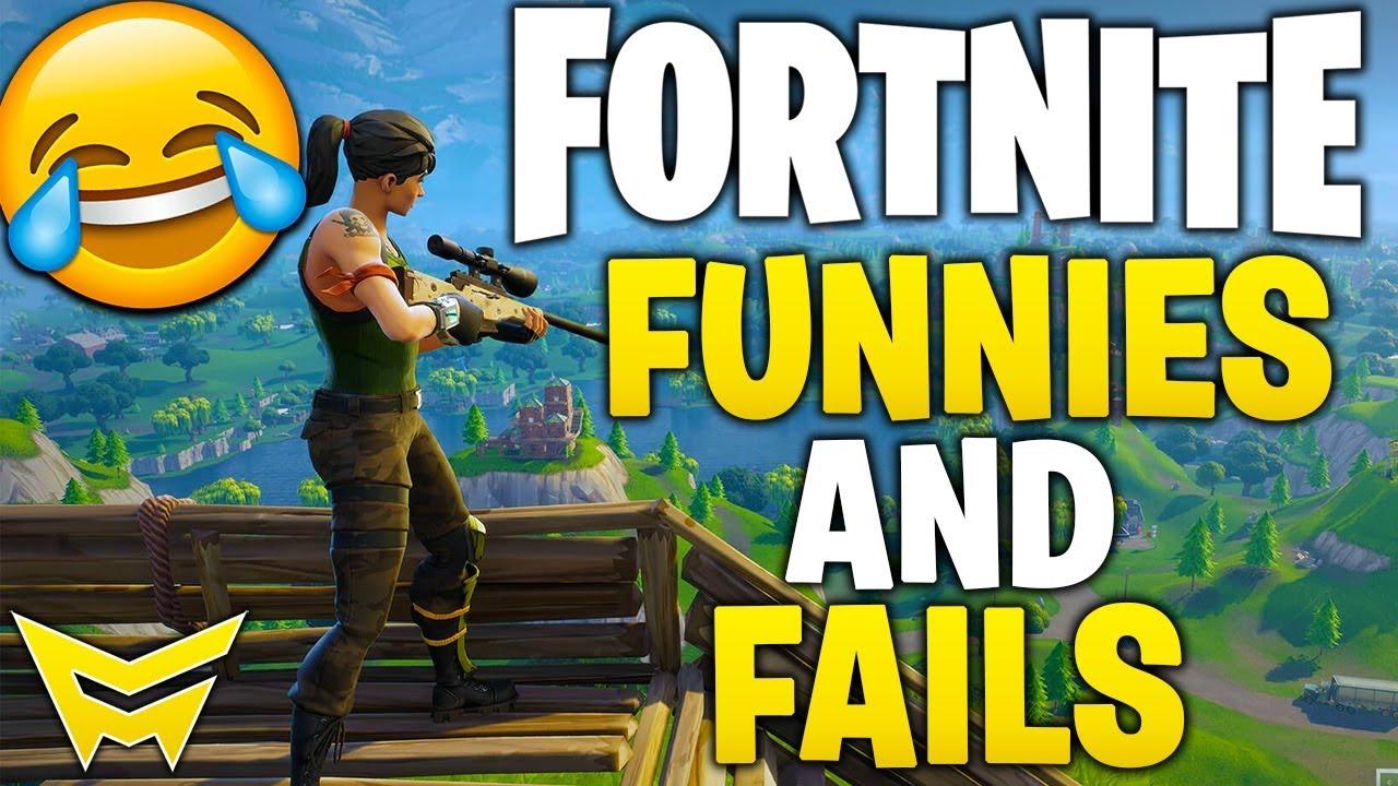 Fortnite Funnies