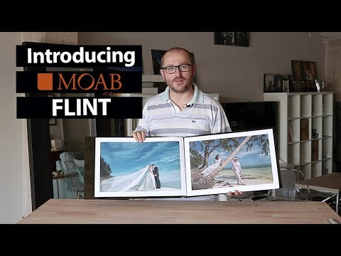 Introducing the new portfolio book from Moab - FLINT