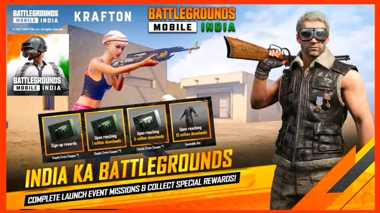 BATTLEGROUNDS MOBILE INDIA : ACCOUNT TRANSFER , ROYAL PASS , UC AND NEW FEATURES