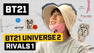 [BT21] BT21 UNIVERSE EP.06 - RIVALS 1
