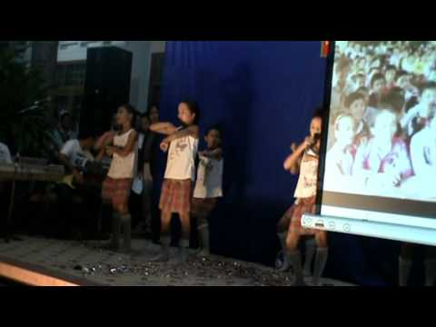 Awareness Raising Activities organised by ECTs (Binh Dinh Province)