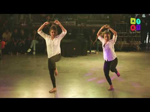 Super Jazz Dance Routine on Heathens at Malhar '16