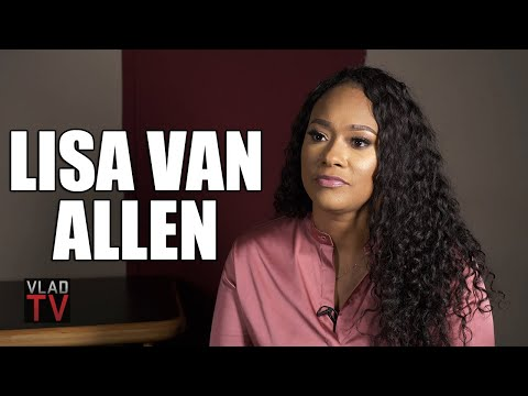 "Lisa Van Allen On Meeting R. Kelly At 17 On ""Home Alone"" Video Set, He Was 30 (Part 2)"