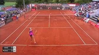 Dascalu Nicoleta v Zaja Anna - 2017 ITF Hechingen