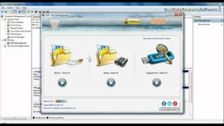 Pen Drive Data Recovery Software to recover corrupted USB drive data