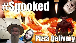 #Spooked - Like a Stretchy Piece of Pizza!
