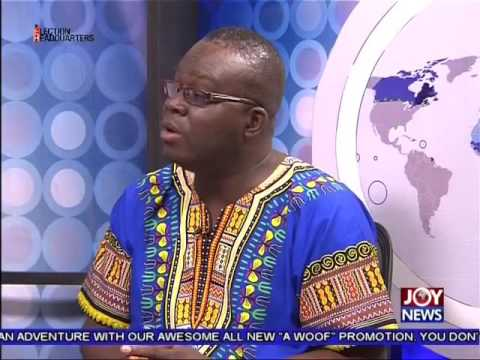 World Teachers Day - PM Express on Joy News (5-10-16)