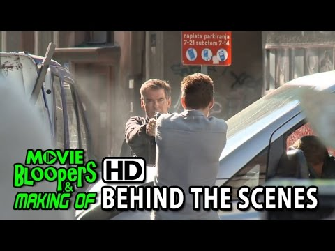 The November Man (2014) Making of & Behind the Scenes (Part1/2)