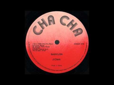 12'' Johnny Clarke - Babylon & (Dub)