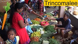 Trincomalee Market Sri Lanka #fruits #vegetables