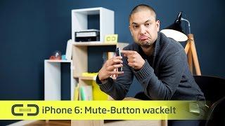 iPhone 6: Probleme mit wackeligem Mute-Button | deutsch