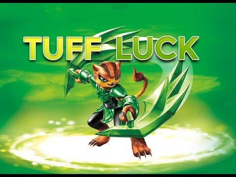 Skylanders Trap Team Tuff Luck Gameplay Video 360 YouTube