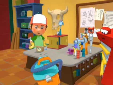 Download Handy Manny School for Tools | Hammer Time | Disney Junior