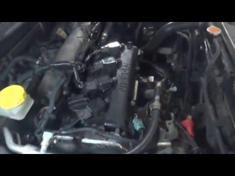 Ремонт двигателя QR20 NISSAN