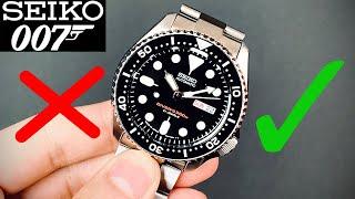 SEIKO SKX007 Still Relevant in 2020? PROS & CONS (SKX007J Review)