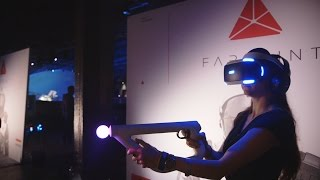 The state of virtual reality at E3 2016