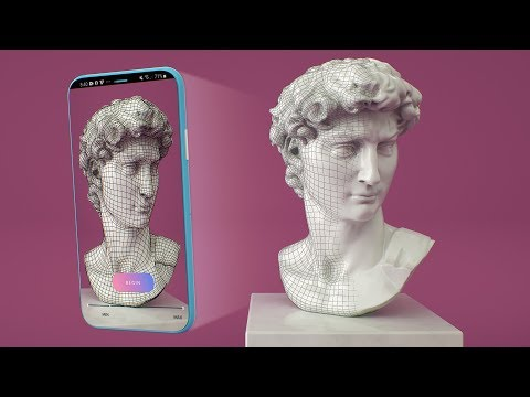 3D Scanning From Your Smart Phone For Free!