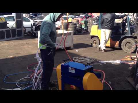 Enerpat Australia - 55mm cable wire stripper, Stripping machine in NSW