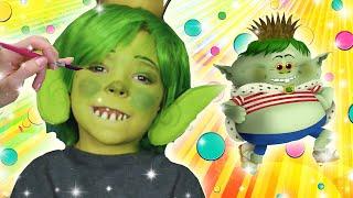 King Gristle Face Paint | WigglePop