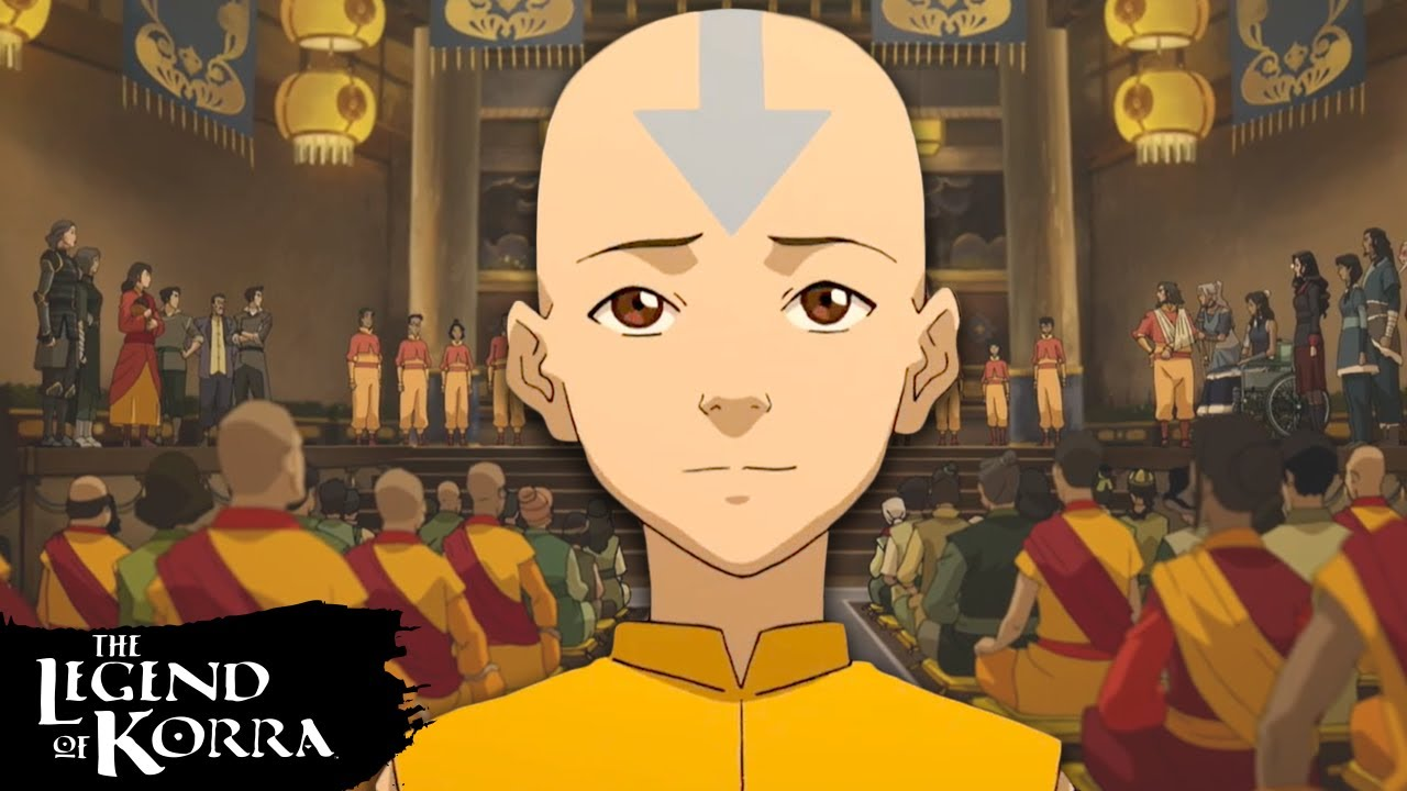 Download Jinora Gets Her Tattoos and Becomes an Airbending Master!   LOK