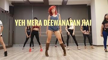 Yeh Mera Deewanapan Hai - Susheela Raman | Heels Choreography | The BOM Squad