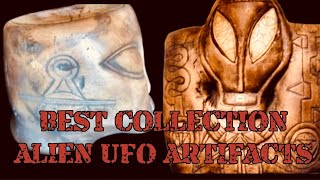 NEW ET UFO Related discoveries from past civilizations best collection Imo
