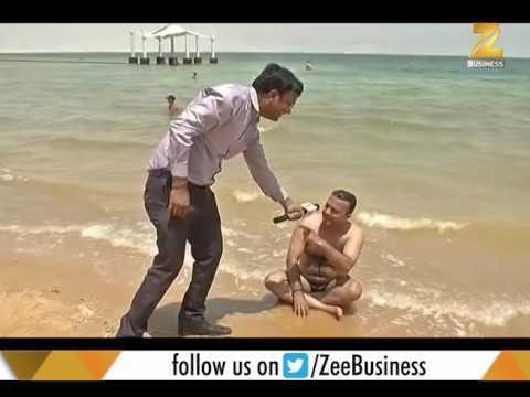 Know why no one drowns in Dead Sea!   जानिए डेड सी में कोई व्यक्ति डूबता क्यों नहीं है!