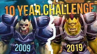 World of Warcraft в 2009-м [10 YEAR CHALLENGE]