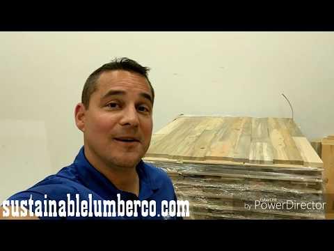 Beetle Kill Blue Pine Wall Panels.