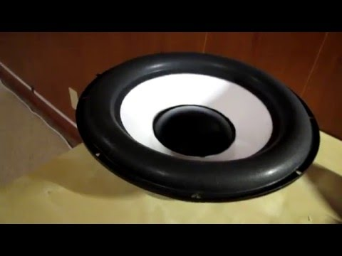 How to paint a subwoofer with plastidip