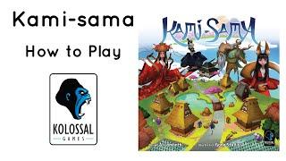 Kami-sama- How to Play