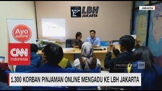 1300 Korban Pinjaman Online Mengadu ke LBH Jakarta