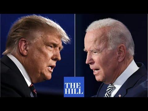 Biden rips Trump's 'big lie' in voting rights address