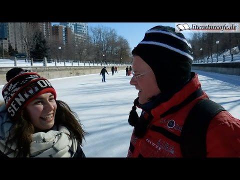 Ottawa: Eislaufen in der Stadt und alte Bücher