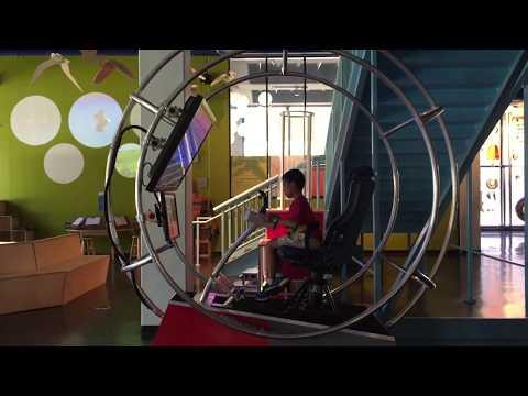 The Leonardo Museum in Salt Lake City, Utah (bonus footage)