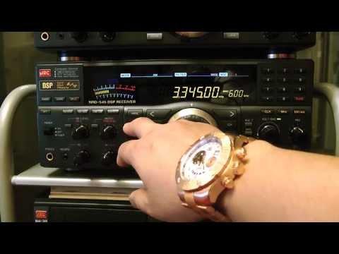Radio Repubblica Indonesia 3325kHz Palangka Raya / 3345kHz Ternate