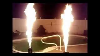 Fire Machine Test