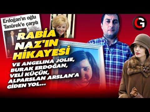 Rabia Naz'ın Hikayesi Ve Angelina Jolie, Burak Erdoğan, Veli Küçük, Alparslan Arslan'a Giden Yol...