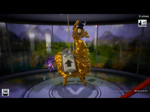 Fortnite - Gold Llama!