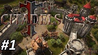 Let's Play Citadels German Part 1 - Eine neue Macht erhebt sich! [Full-HD][Walkthrough][Deutsch]
