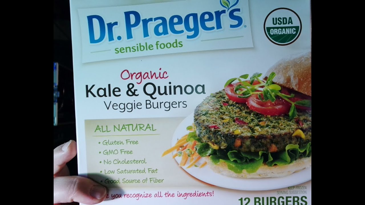 recipe: dr praeger veggie burgers review [19]