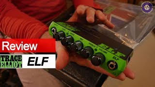 Sonic LAB: Trace Elliot ELF Micro Bass Amp Review