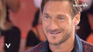 (VIDEO INTERO) TUTTA L'INTERVISTA DI FRANCESCO TOTTI, A VERISSIMO DEL 21/03/2020 (VIDEO INTERO)