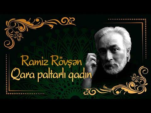 Ramiz Rövşən - Qara paltarlı qadın - Kamran M.Yunis