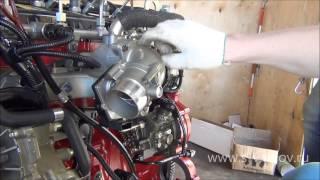 Дроссель для двигателя Cummins ISF 2.8L ЕВРО4 4994707 крепление и демонтаж(замена дросселя на автомобиле Газель-Бизнес, Газель-Next (Газель-Некст) с двигателем Cummins ISF 2.8L Евро4 . Узнать..., 2013-04-19T12:37:28.000Z)