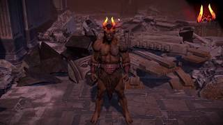 Path of Exile: Fire Horns