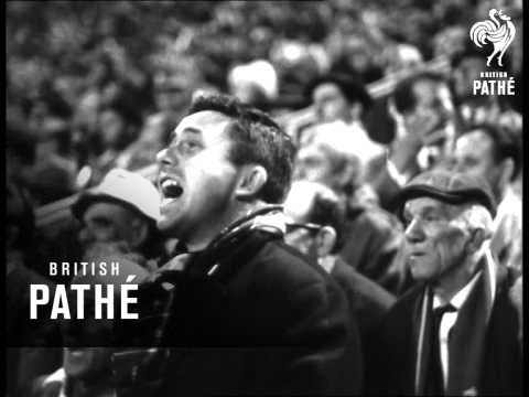 Munich V Rangers European Cup (1967)