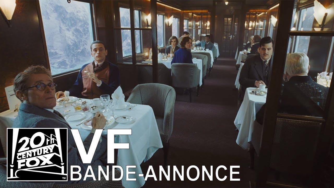 Le Crime de l'Orient Express VF | Bande-Annonce 2 [HD] | 20th Century FOX