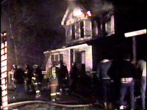 Fire Cleveland 1992 Pt-1
