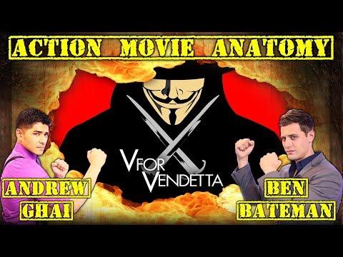 V for Vendetta (2005) Review | Action Movie Anatomy